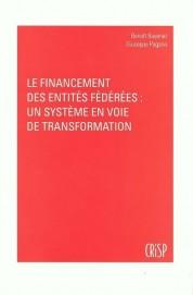 Le financement des entités fédérées : un système en voie de transformation