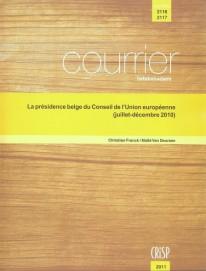 La présidence belge du Conseil de l'Union européenne (Juillet-décembre 2010)