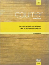 Les cours de religion et de morale dans l'enseignement obligatoire