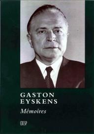 Gaston Eyskens : Mémoires