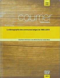La démographie des communes belges de 1980 à 2010