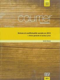 Grèves et conflictualité sociale en 2012 – I. Grève générale et secteur privé