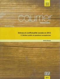 Grèves et conflictualité sociale en 2012 – II. Secteur public et questions européennes