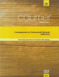 L'enseignement en Communauté flamande (1988-2013)