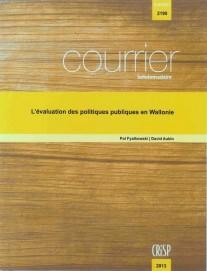 L'évaluation des politiques publiques en Wallonie