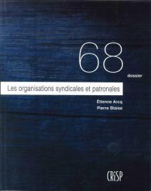 Les organisations syndicales et patronales
