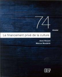 Le financement privé de la culture