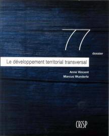 Le développement territorial transversal