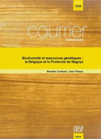 Biodiversité et ressources génétiques : la Belgique et le Protocole de Nagoya