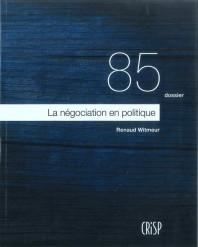 La négociation politique