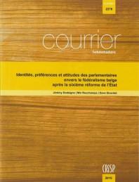 Identités, préférences et attitudes des parlementaires envers le fédéralisme belge après la sixième réforme de l'État