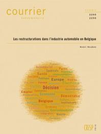 Les restructurations dans l'industrie automobile en Belgique