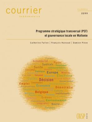 Programme stratégique transversal (PST) et gouvernance locale en Wallonie