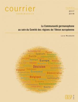 La Communauté germanophone au sein du Comité des régions de l'Union européenne