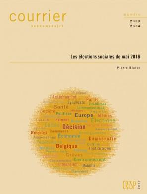 Les élections sociales de mai 2016