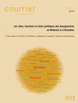Les rôles, fonctions et choix politiques des bourgmestres en Wallonie et à Bruxelles