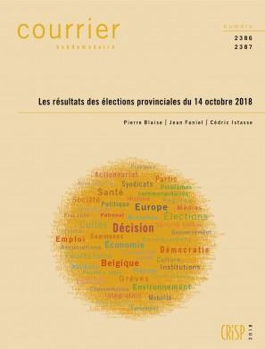 Les résultats des élections provinciales du 14 octobre 2018