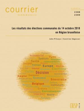 Les résultats des élections communales du 14 octobre 2018 en Région bruxelloise
