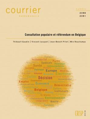 Consultation populaire et référendum en Belgique