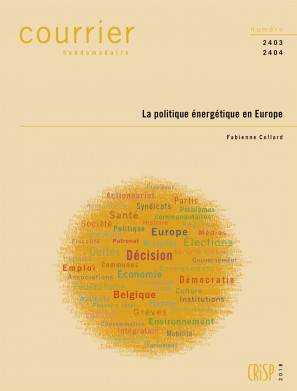 La politique énergétique en Europe