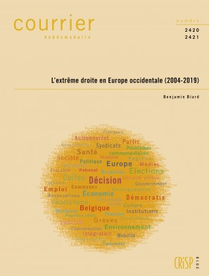 L'extrême droite en Europe occidentale (2004-2019)