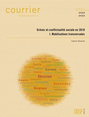 Grèves et conflictualité sociale en 2018 I. Mobilisations transversales