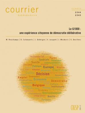 Le G1000 : une expérience citoyenne de démocratie délibérative