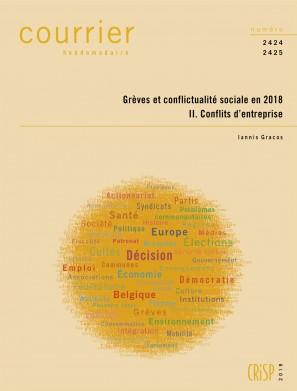 Grèves et conflictualité sociale en 2018 II. Conflits d'entreprise