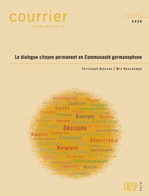 Le dialogue citoyen permanent en Communauté germanophone