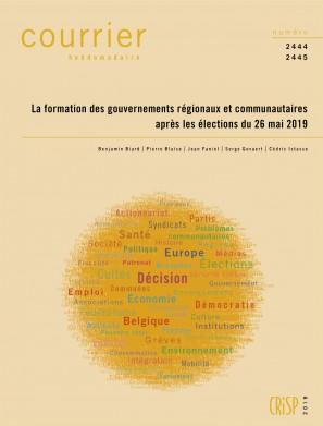 La formation des gouvernements régionaux et communautaires après les élections du 26 mai 2019