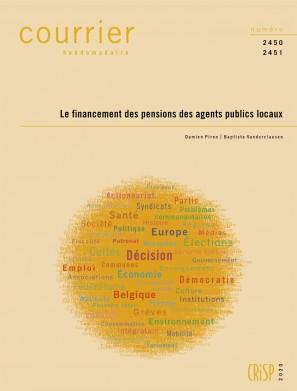 Le financement des pensions des agents publics locaux