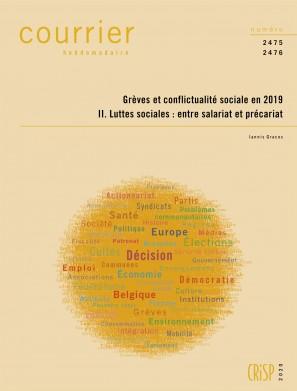 Grèves et conflictualité sociale en 2019 II. Luttes sociales : entre salariat et précariat
