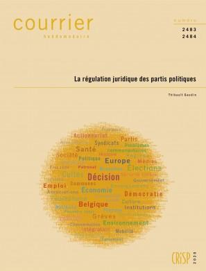 La régulation juridique des partis politiques